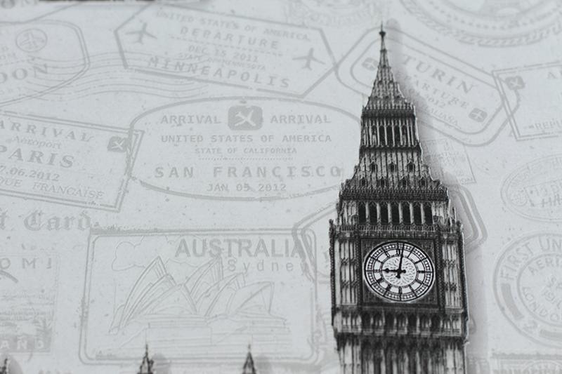 วอลเปเปอร์หอไอเฟล วอลเปเปอร์สถานที่ท่องเที่ยวยุโรป ภาพหอไอเฟลติดผนัง ภาพติดผนังหอนาฬิกาเบอร์ลิน
