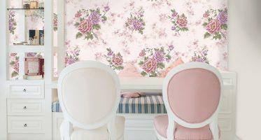 พื้นสีชมพูลายดอกไม้-02