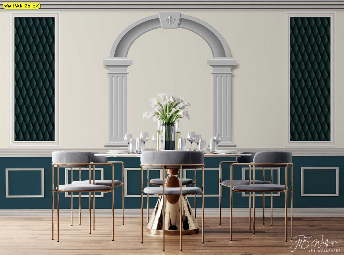 บรรยากาศห้องอาหารสุดหรู ช่วยเปลี่ยนทุกมื้ออาหารเป็นช่วงเวลาแสนพิเศษ จัดโต๊ะอาหารดินเนอร์