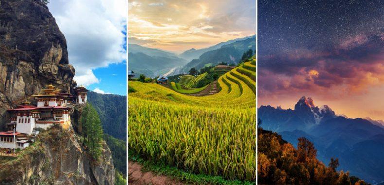 วอลเปเปอร์สั่งทำตกแต่งมุมถ่ายรูปสุดชิค วิวป่าไม้ ภูเขา ในฤดูหนาว ชุดที่1