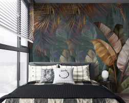 เปิดมู่ลี่รับแสงบริเวณหน้าต่างห้องนอนเติมความสดชื่นในทุกวัน