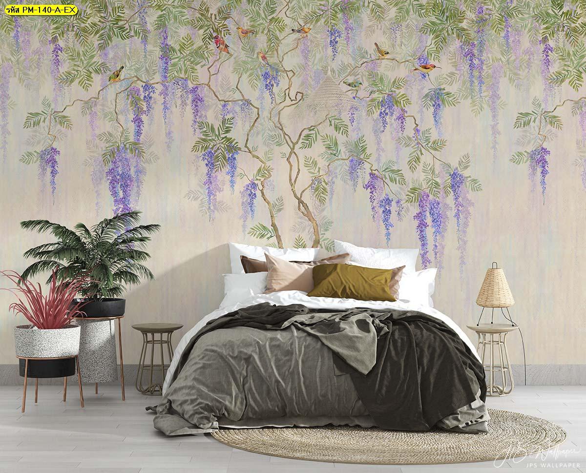 ประดับต้นไม้ข้างเตียงเติมความสดชื่นทุกครั้งที่ตื่นนอน
