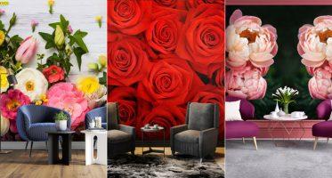 หน้าปกภาพถ่ายดอกไม้