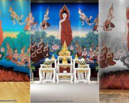 หน้าปกพระพุทธเจ้าเปิดโลก